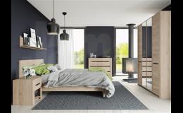 Kvalitní ložnicový nábytek seženete u společnosti Nábytek Brno Rostislav Životský