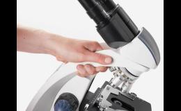Společnost RNDr. Karel Martyčák se zabývá prodejem, servisem a údržbou mikroskopů značky Euromex