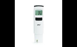 pH tester s pevně zabudovanou pH elektrodou, e-shop hanna-instruments.cz