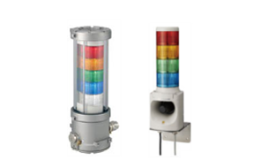 Signalizace a osvětlení pro ATEX dodává Teprostroj s.r.o.