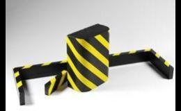 Bezpečnostní nárazníky, komponenty pro bezpečnost strojů