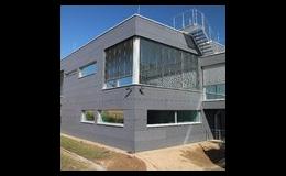 Výstavba průmyslových objektů od prestižní stavební společnosti ATLANTA