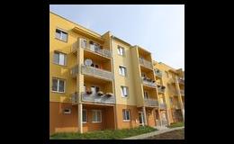 Stavební společnost ATLANTA vystavěla bytové domy v Příměticích