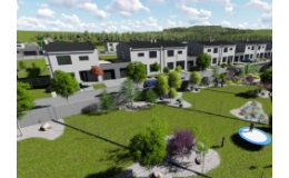 Výstavba rodinných domů v Novém Šaldorfu