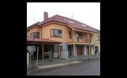 Kvalitní stavební a řemeslnické práce od stavební společnosti ATLANTA, a.s.