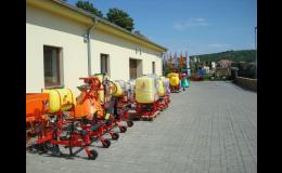 Kompletní zahradní program nabízí společnost AGS Ing. Beneš