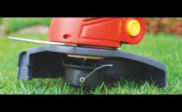 Strunové vyžínače a křovinořezy - zahradní technika AGS Ing. Beneš