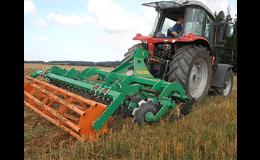 Zemědělské stroje od společnosti AGS Ing. Beneš ze Židlochovic