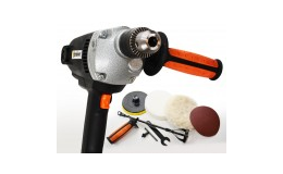 Elektrická vrtačka ruční kombinovaná - dílenské vybavení
