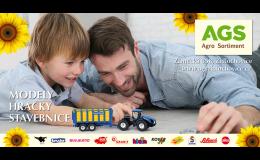 Modely, hračky, stavebnice pro děti v e-shopu AGS Ing. Beneš