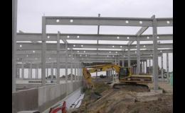 Společnost ZIPP Brno s.r.o. je odborníkem na železobetonové konstrukce