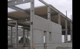 Návrh a zhotovení projektové i výrobní dokumentace pro železobetonové konstrukce nabízí společnost ZIPP Brno s.r.o.