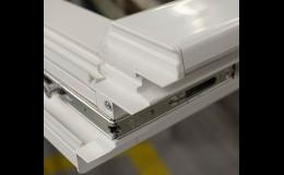 Výrobu a servis plastových oken zajišťuje společnost Eko-Okna