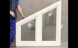 Kvalitu a prvotřídní zpracování při výrobě plastových oken zajišťuje společnost Eko-Okna s.r.o.