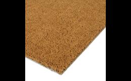 Kokosové čisticí rohože dodává FLOMAT s.r.o. z Ostravy