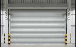 Rolovací garážová vrata pro menší garáže, Vysočina