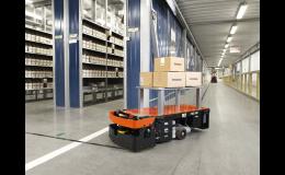 Automatizované systémy od společnosti Toyota Material Handling CZ