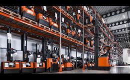 Pronájem manipulačních vozíků Toyota - finančně výhodné řešení