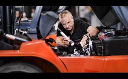 Servis manipulační techniky - Toyota Material Handling CZ