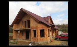 Pokládka střešních krytin, střešních doplňků, opláštění střech