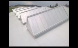 Rekonstrukce a opravy střech, překládání celých střech, KROVYS s.r.o. Vysočina