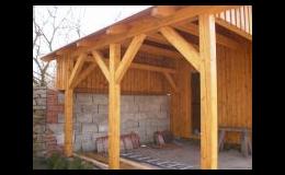 Rekonstrukce, opravy krovů, dřevěných konstrukcí
