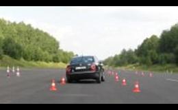 Testování pokročilých systémů aktivní bezpečnosti vozidel