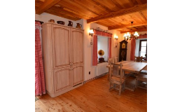 Výroba nábytku na míru - chaty, chalupy, penziony, Ivančice u Brna