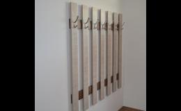 Jednotlivé kusy nábytku vyrobeny přesně podle požadavku zákazníka