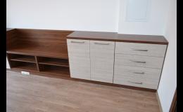 Precizní výroba nábytku na zakázku - Nábytek Aleš Vít