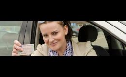 Řidičské oprávnění na automobily, motocykly a mopedy v Autoškole Šeda Benešov