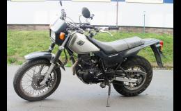 Kvalitní motocykly pro výcvik a kondiční jízdy v autoškole Benešov