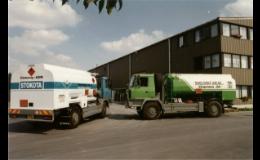Přestavby a úpravy nákladních vozů dle ADR - Porgest a.s. Nový Jičín