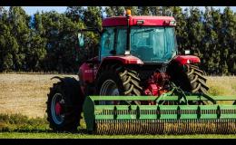 Použité pneumatiky na traktory a kombajny s dlouhou životností