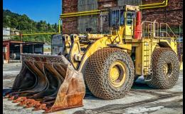 Kvalitní použité pneumatiky na různé typy vozidel ve stavebnictví