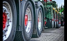 Speciální pneumatiky pro nákladní automobily, dodávky, Vysočina