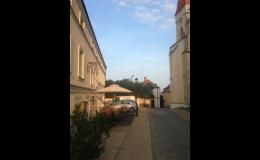 Rezidence ZVON disponuje úschovnou jízdních kol