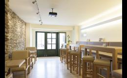 Ubytování se snídaní v historickém jádru Znojma, poblíž národního parku Podyjí