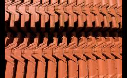 Střešní krytiny, pálené tašky, betonové a plechové střešní krytiny - Stavebniny EKOČEK