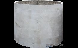 Betonové skruže pro studny včetně poklopů, skruže pro kanalizační systémy