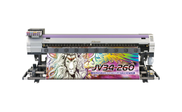 Nejvýkonnější extra široká velkoplošná solventní tiskárna Mimaki JV34-260