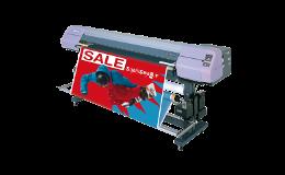 Přímý tisk na polyesterové materiály umožní sublimační tiskárna Mimaki DS-1800