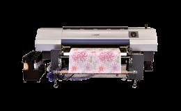 Velkoplošná textilní tiskárna Mimaki pro potisk elastických materiálů
