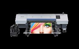 Nepřetržitý tisk díky systému nepřerušovaného doplňování inkoustu zajistí textilní tiskárna Mimaki