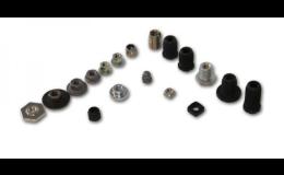 Výroba nýtů, matic, kroužků,  šroubů, kolíků, podložek, vrutů