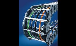 Kompletní kabelové systémy TOTAL TRAX od německého výrobce  KabelSchlepp