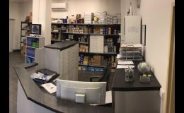 Mikroúderová značící zařízení dodává společnost VABEX s.r.o.