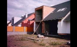 Výstavba rodinných a bytových domů - Zednictví Antonín Habiňák