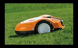 Robotické zahradní sekačky STIHL