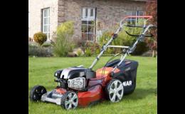 Kvalitní zahradní technika od firmy PATRICK s.r.o.